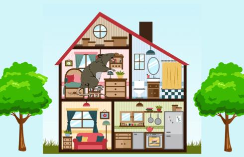 Забавные игры для изучения лексики по теме «Мой дом»