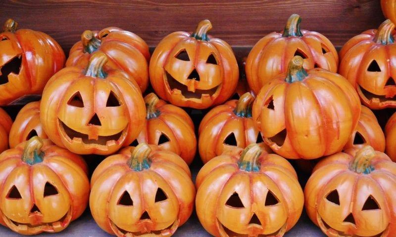Урок на Хэллоуин: материалы и задания
