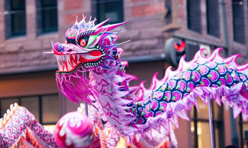 Урок на Китайский Новый год: материалы и задания