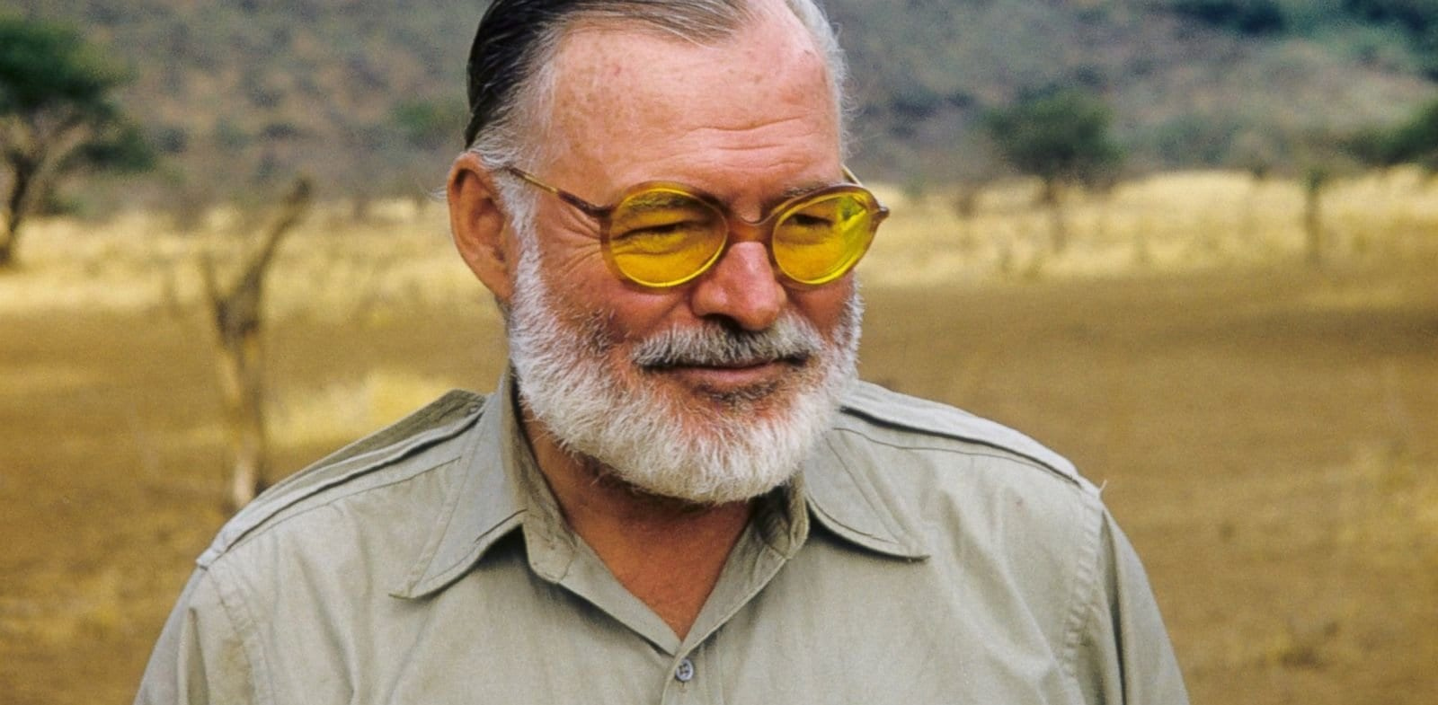 hemingway in nature The hemingway connection he ended the piece by speaking directly to hemingway's pastoral theme, his idealization of rural life and nature.