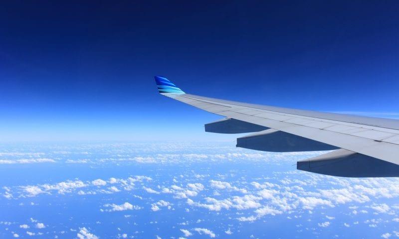 Разговорный урок для интермида «Air travel»