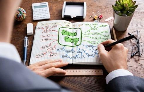 Использование ментальных карт на уроках английского языка