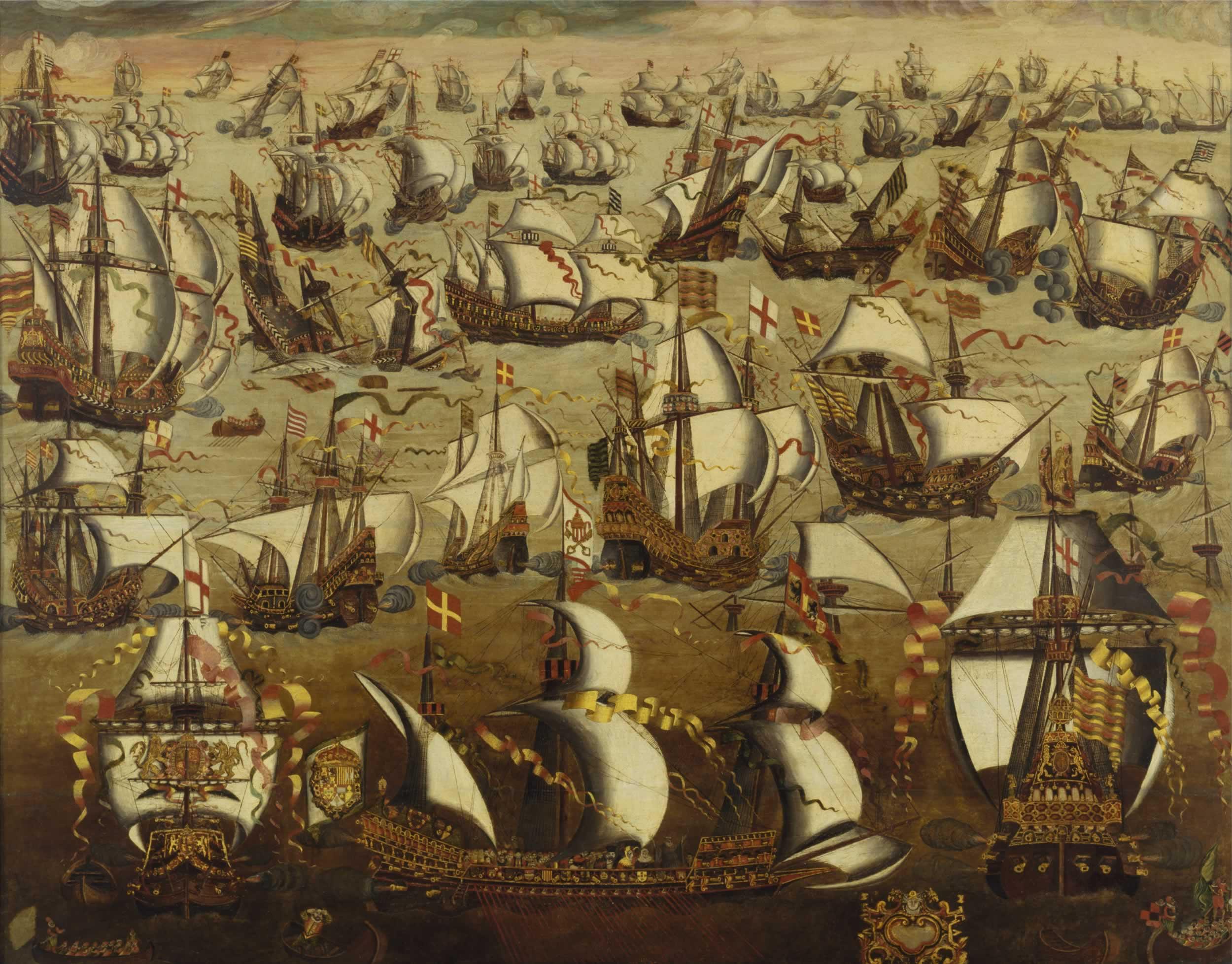 Сражение с Непобедимой армадой