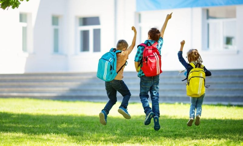 План урока «Back-to-school around the world»