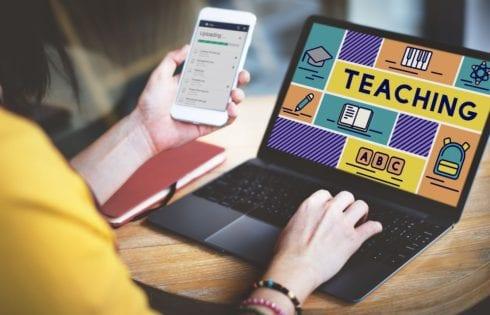 Организация рабочего дня онлайн преподавателя
