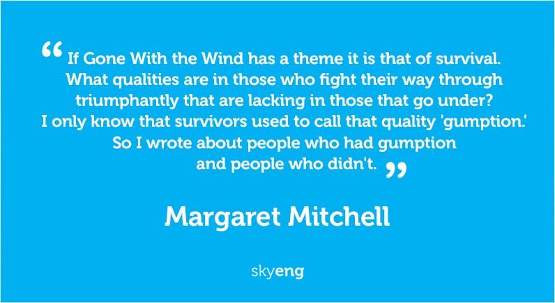 Митчелл цитата
