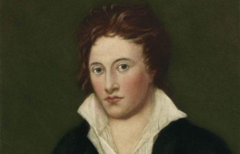 Английский поэт Шелли Перси Биши