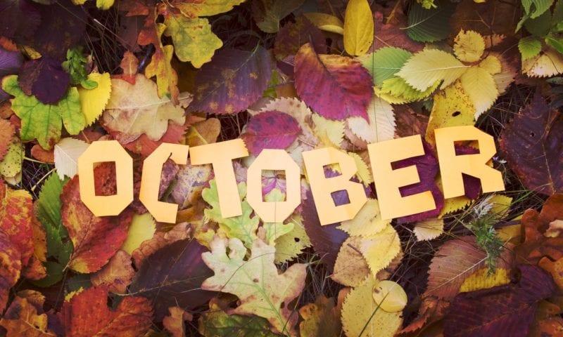 События для учителей английского в октябре
