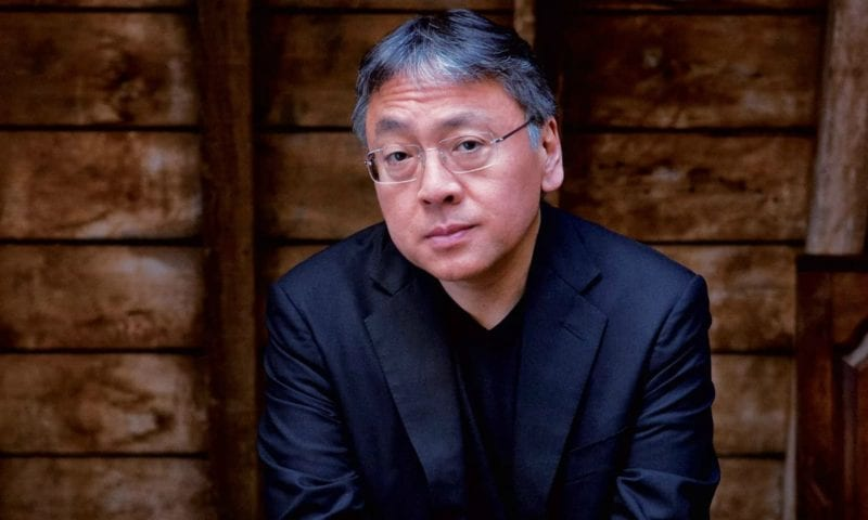 Кадзуо Исигуро - Нобелевский лауреат по литературе 2017