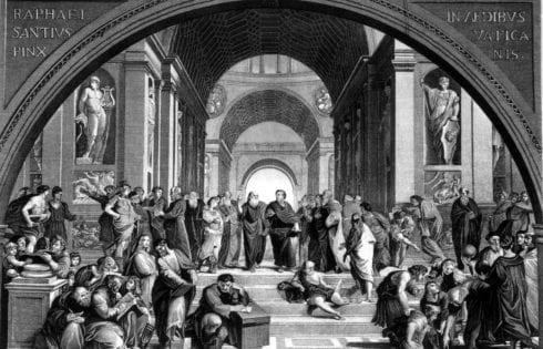 Учитель в Древнем Риме и Греции