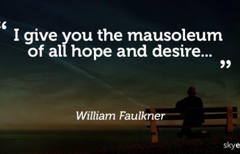 Цитаты Уильяма Фолкнера