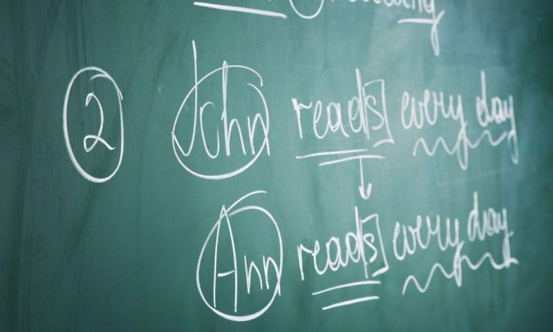 Как не превратить изучение грамматики в рутину