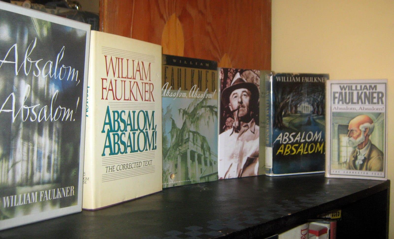 "Роман ""Absalom, Absalom!"""