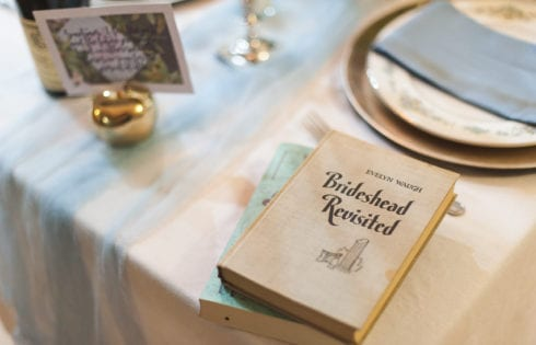 Brideshead Revisited waugh