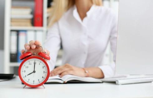 Контроль времени урока