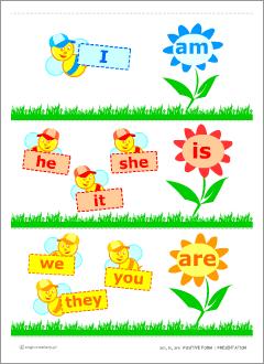 Пример задания на цветовое сопоставление