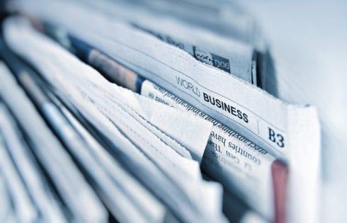Использование газет на уроке английского