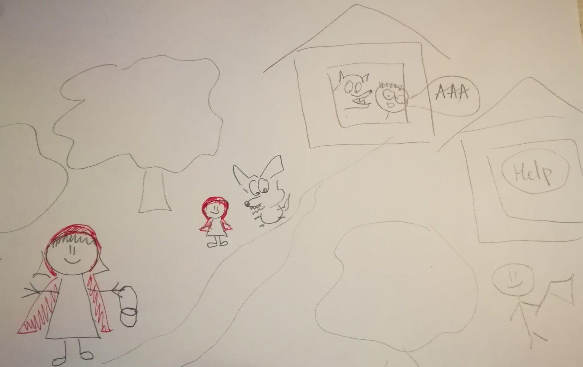 мой рисунок