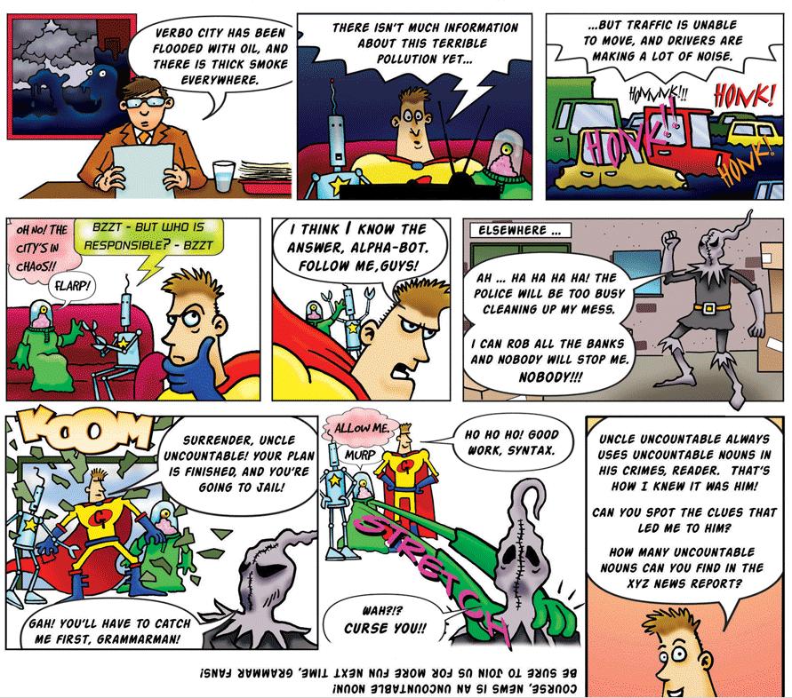 Комиксы на английском: используем увлечения учеников для обучения
