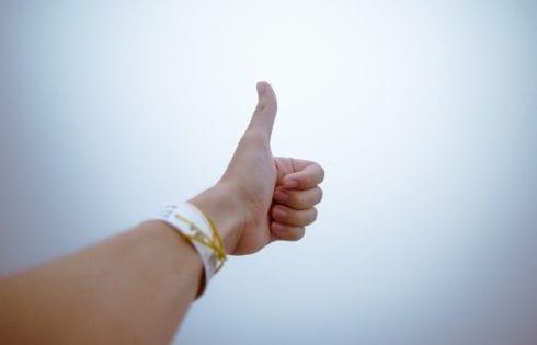 Использование жестов на уроке