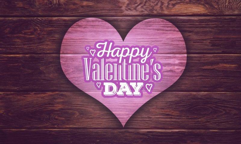 Подборка онлайн упражнений по теме «День святого Валентина»