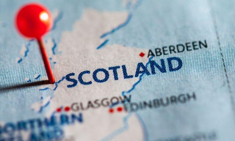 О различиях между шотландским и стандартизированным английским языком