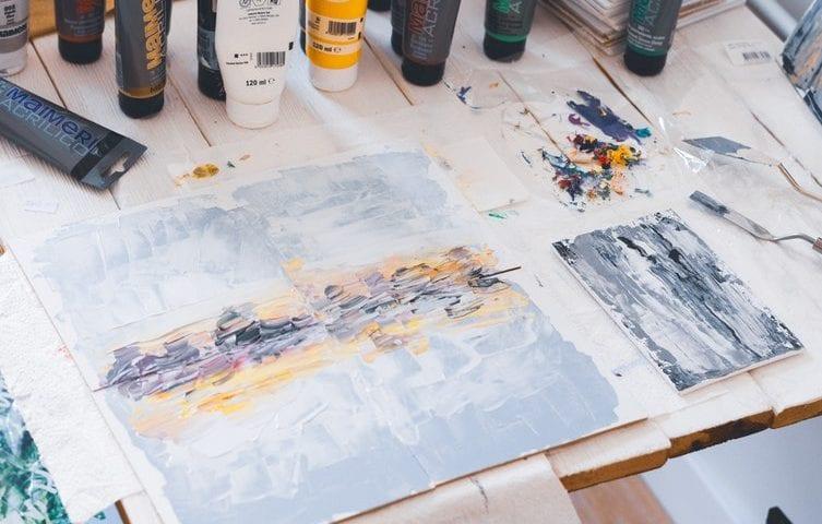 План урока «Understanding art»