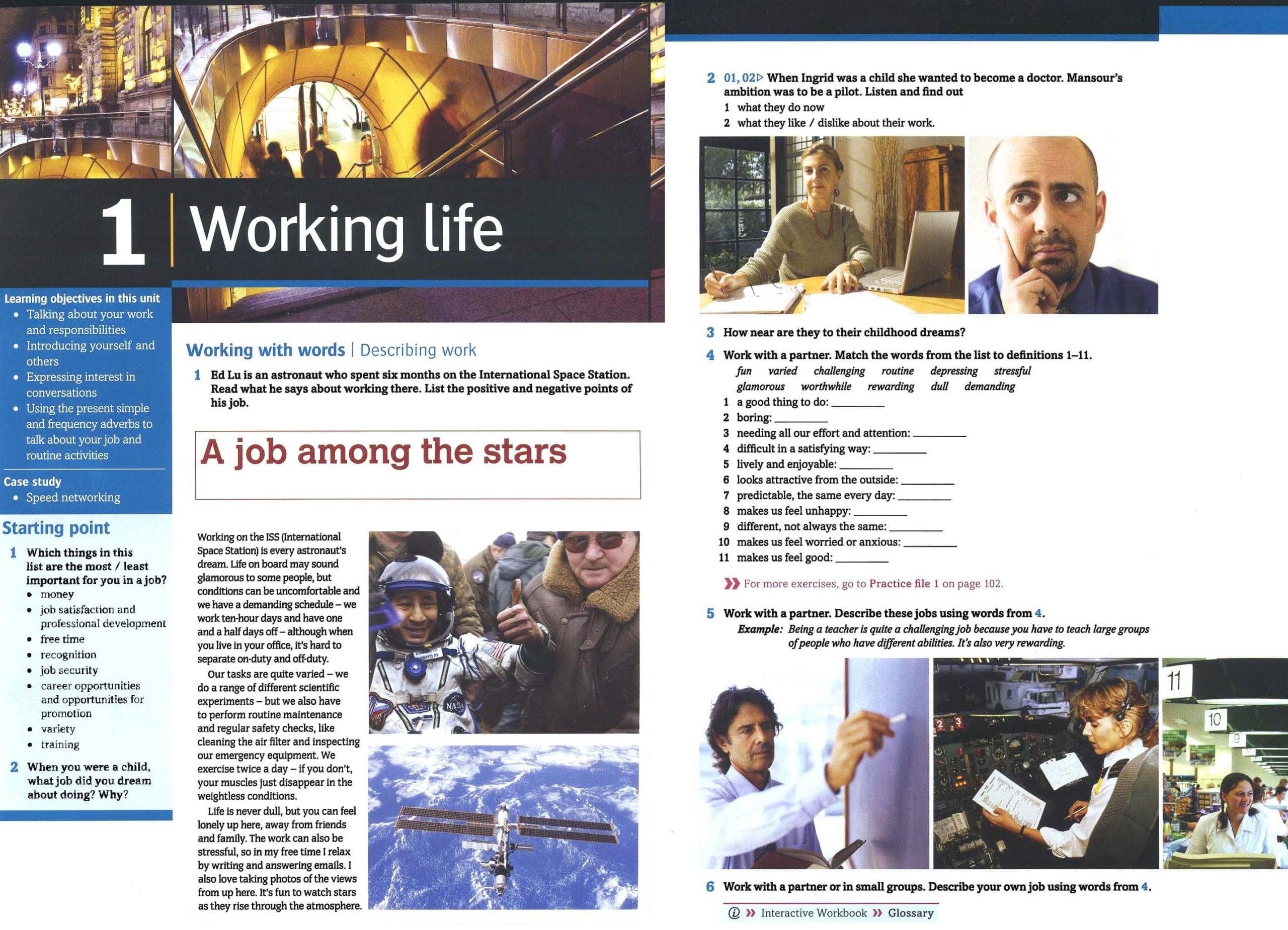 Обзор учебных материалов по Business English