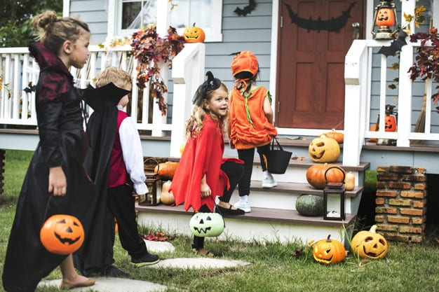 "План урока ""Halloween costumes"""